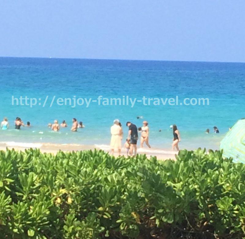 アメリカ・ハワイ島・ビーチ・8時間以内海外