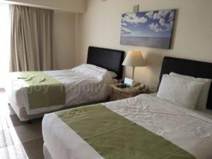 レオパレスリゾートグアムお部屋
