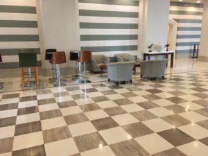 レオパレスリゾートグアム・チェックイン・メインタワー