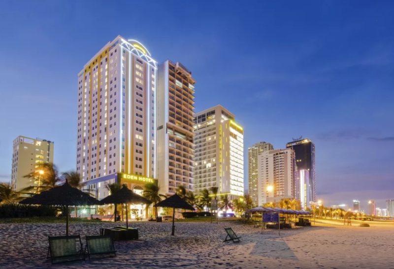 ベトナム・ダナン・エデンホテル