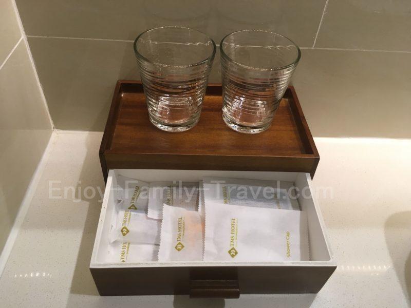 ベトナム・ダナン・TMSホテル・洗面所のアメニティ