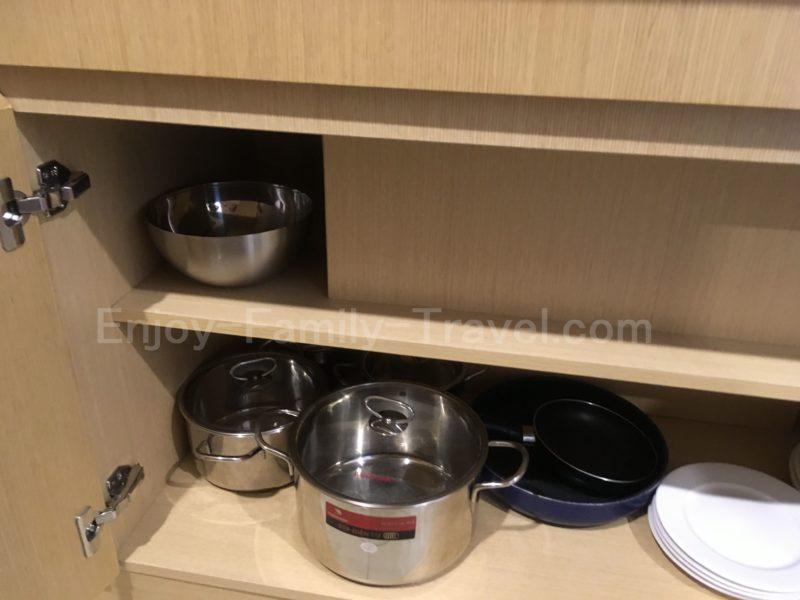 ベトナム・ダナン、ジ・オーシャン・リゾートのお部屋の備品