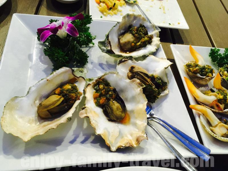 ベトナム・ダナンのシーフードレストラン、ハイサンフォー(Hai San Pho)