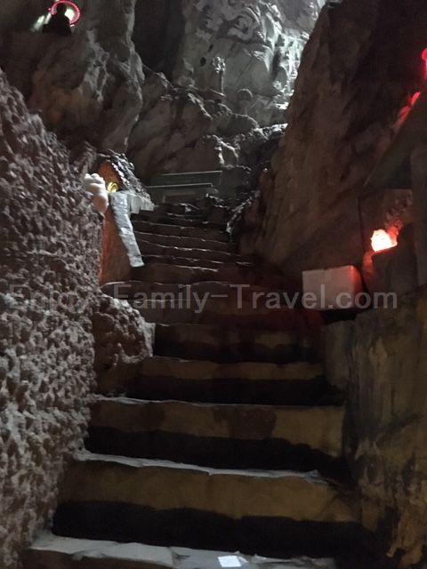 ベトナム・ダナン・五行山階段