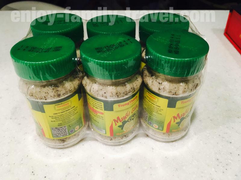 ベトナム・ダナンのお土産・ライム塩
